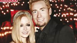 WATCH: Avril Lavigne's First Post-Wedding