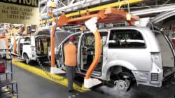 Le Canada pourrait exporter davantage de voitures en