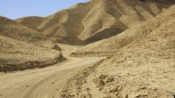 Alerte aux touristes: pas d'oeufs frits sur la chaussée de la Vallée de la Mort