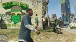 Golf, jeu à 3 et voitures volées: le gameplay de GTA 5