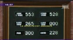 Les députés ont voté la fin du cumul des