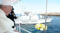 A Lampedusa il Papa non ha fatto prediche. E Cicchitto non è il