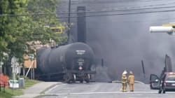Lac Megantic Train Operator Has Horrible Safety Record: