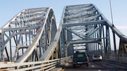 Pont Honoré-Mercier: d'importants travaux s'amorcent pour une durée de sept