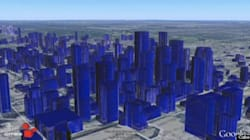 LOOK: 2 Centuries Of Toronto Construction Boom In 1