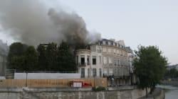 L'un des plus prestigieux hôtels particuliers de Paris ravagé par le