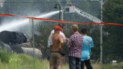 Chaos In Lac-Megantic As Rail Company Boss
