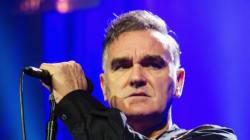 Steven Morrissey atteint du
