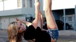 Le pole dance comme vous ne l'avez jamais