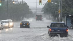 Flood Warnings Issued For Toronto As Wet Weather Drenches