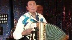 André Verchuren, le roi de l'accordéon, décède à 92
