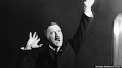 D'incroyables photographies d'Adolf Hitler après son séjour en prison