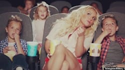Britney Spears 'Ooh La La Video' Features Her Adorable