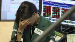 Wall Street ouvre en net recul face à la menace de paralysie