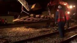 Brétigny: des travaux récents sur les voies... mais pas sur celle du