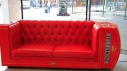 Se questo è un sofà