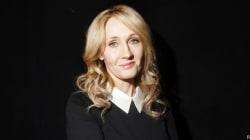 Harry Potter: J. K Rowling planche sur un scénario autour d'un personnage de la
