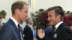 Pour le prénom du bébé royal, David Beckham a sa petite