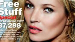 Kate Moss: 'Men Like White