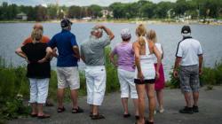 Lac-Mégantic: des citoyens inquiets organisent un grand Tintamarre avec le carré