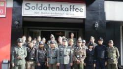 Nazi-Themed Cafe Sparks Outrage Among