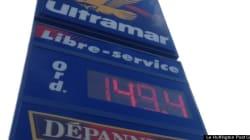 Montréal: le litre d'essence près de 1,50$