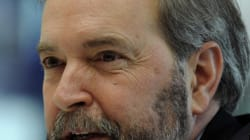 Thomas Mulcair: You Might Like Him When He's