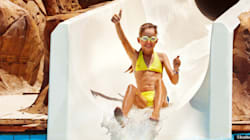 Leap of Faith: What A Water Slide Taught Me About