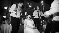 Les photos de mariage les plus insolites de nos lecteurs