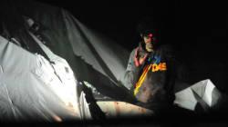 Des photos frappantes de l'arrestation de Djokhar Tsarnaev font