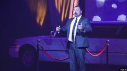 Gala de Jean-François Mercier: c'est pas parce qu'on rit que c'est drôle