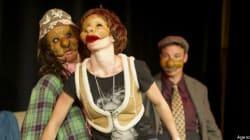Masque et nez: marier le théâtre et