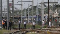 Comment un accident ferroviaire tourne à la bataille