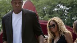 Jay Z et Beyoncé, mais une faible mobilisation en mémoire de Trayvon
