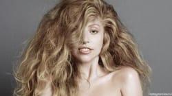 Lady Gaga, nue pour son prochain