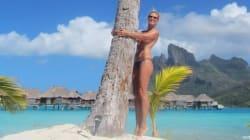 Le foto di Heidi Klum nuda: su Instagram è ancora topless per la modella tedesca