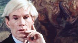 Découverte d'oeuvres numériques d'Andy Warhol dans sa ville