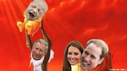 En attendant le royal baby, le web s'est bien