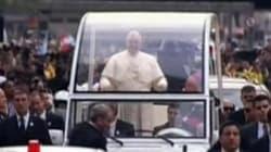 Gmg, i ragazzi di Rio in delirio per Papa Francesco. Scontri davanti alla sede del governo