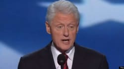 Bill Clinton Sing 'Blurred