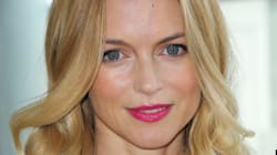 Heather Graham's Selfie Bigs Up