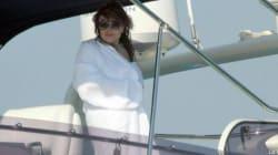 Veronica Lario, Barbara Berlusconi e Eleonora Berlusconi: vacanza in Sardegna con figli e nipoti