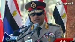 Égypte : le chef de l'armée appelle à manifester contre les partisans de
