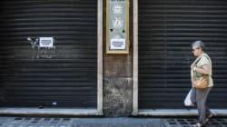 Crisi, l'allarme di Confcommercio: