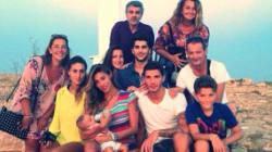 Belen Rodriguez, foto ricordo su Instagram. Le vacanze in famiglia della showgirl e di Stefano De Martino