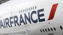 Grève chez Air France: la moitié des avions restent au