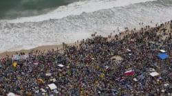 A Copacabana come nel Maracanà