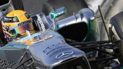 Lewis Hamilton convertit la pole en victoire au Grand Prix de