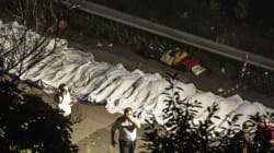 Au moins 38 morts dans l'accident d'un autocar en