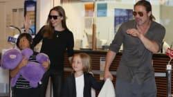 Pitt acquista un jet privato per Angelina per vedersi più spesso